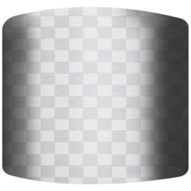 jcpenney.com | Checkered Drum Lamp Shade