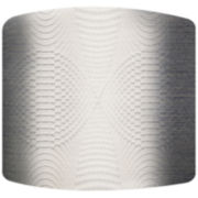 Spiral Stripes Drum Lamp Shade