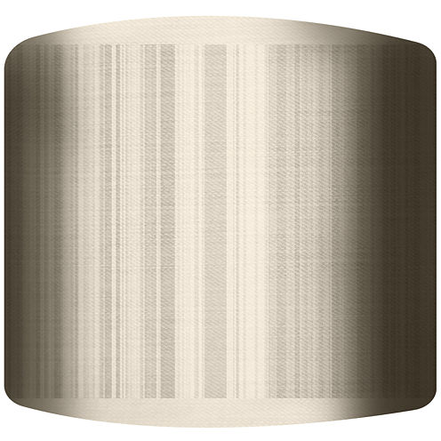 Vertical Stripes III Drum Lamp Shade