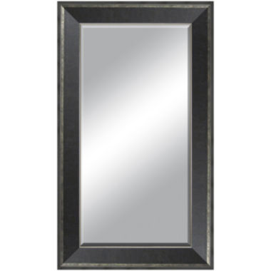 jcpenney.com | Lena Distressed Beveled Leaner Wall Mirror