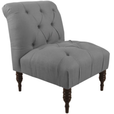 jcpenney.com | Smith Tufted Chair - Linen