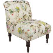Smith Tufted Chair - Mia Multi