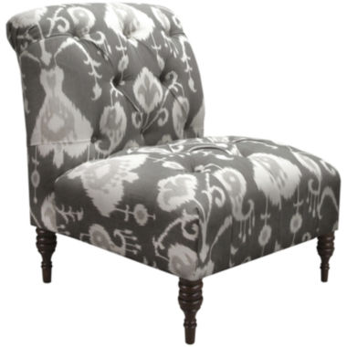 jcpenney.com | Smith Tufted Chair - Java Pewter