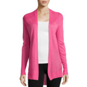 Worthington® Long-Sleeve Duster Cardigan - Tall