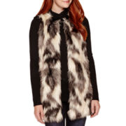 Almost Famous Faux-Fur Vest