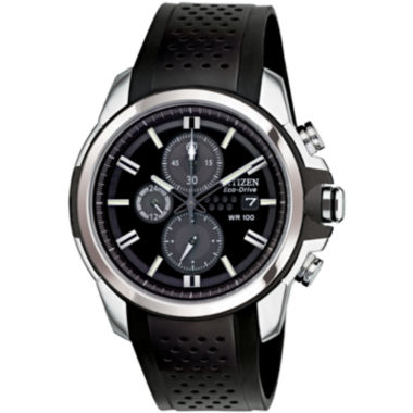 jcpenney.com | Drive from Citizen® Eco-Drive® Strap Watch CA0420-07E