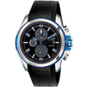 Drive from Citizen® Eco-Drive® Blue Accent Strap Watch CA0421-04E