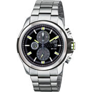 Drive from Citizen® Eco-Drive™ Black & Green Accent Watch CA0428-56E