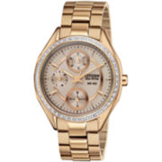 Drive from Citizen® Eco-Drive™ Gold-Tone Round Watch  FD1063-57X