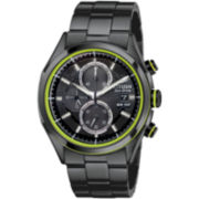Drive from Citizen® Eco-Drive™ Mens Black Round Watch CA0435-51E