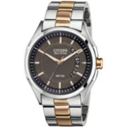 Drive from Citizen® Eco-Drive™ Mens Two-Tone Round Watch AW1146-55H
