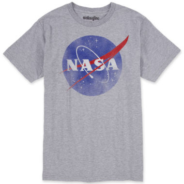 jcpenney.com | NASA Logo Graphic Tee