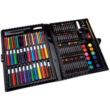 jcpenney.com | Artyfacts 120-Piece Portable Deluxe Art Studio Kit