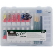 Clearview Small Oil Painting Art Set