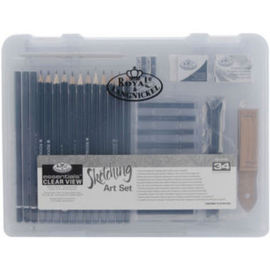 jcpenney.com | Clearview Small Sketching Art Set