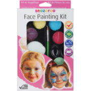 Snazaroo™ Girls Face Painting Kit