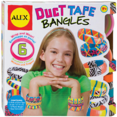 jcpenney.com | ALEX TOYS® Duct Tape Bangles Kit
