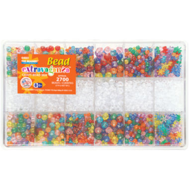 jcpenney.com | Giant Multicolor Bead Box Kit