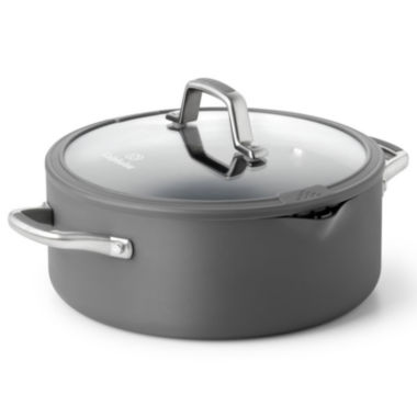 jcpenney.com | Calphalon® Easy System 5-qt. Hard-Anodized Dutch Oven