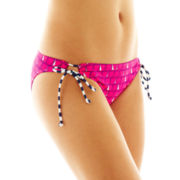 Arizona Adjustable Hipster Swim Bottoms