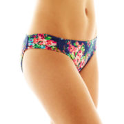 Arizona Scrunch Hipster Swim Bottoms