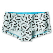 Maidenform Turquoise Sunglasses Boyshorts - Girls 4-16