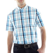 Claiborne® Button-Front Shirt
