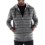 Chalc® Fleece Long-Sleeve Hoodie