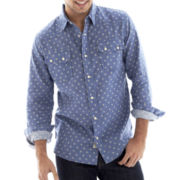 Levi's® Long-Sleeve Button-Down Shirt