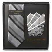 Calabrum Tie & Pocket Square Set