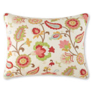 jcp home™ Tapestry Rose Pillow Sham