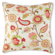jcp home™ Tapestry Rose Euro Sham