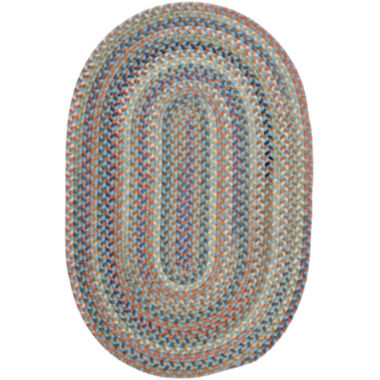 jcpenney.com | Colonial Mills® Ashburn Reversible Braided Oval Rug