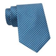 Stafford® Windmill Bond Tonal Silk Tie