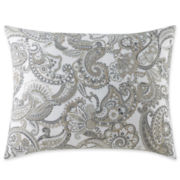 JCPenney Home™ 300tc Paisley Standard Pillow Sham