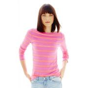 Joe Fresh™ Sequin-Striped Shirt