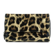 Mundi® Big Fat Leopard Wallet