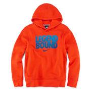 Nike® Fleece Pullover Hoodie – Boys 8-20