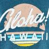 Laguna Teal Aloha