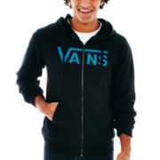 Vans® Off Knock Zip Fleece Hoodie