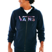 Vans® Cosmic Full-Zip Fleece Hoodie