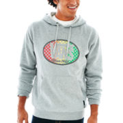 Vans® Checker Pullover Fleece Hoodie
