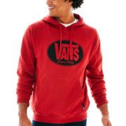 Vans® Classic Oval Appliqué Pullover Hoodie