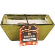 RibbonWick® Medium Rectangle Harvest Season Candle