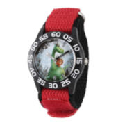 Disney® The Good Dinosaur Boys Red Strap Character Watch