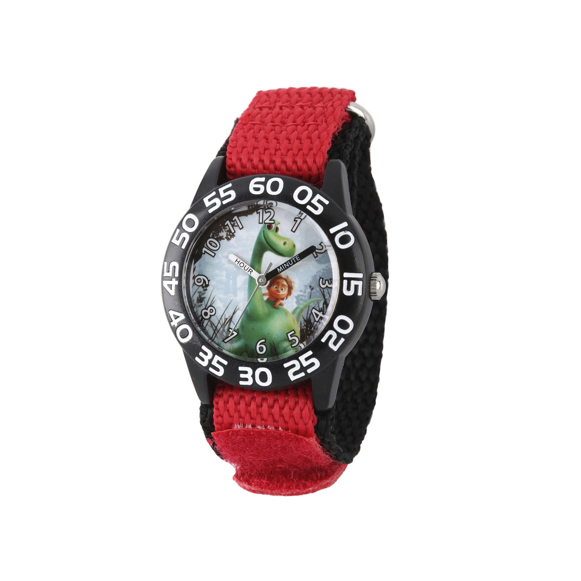 Disney The Good Dinosaur Boys Red Strap Character Watch