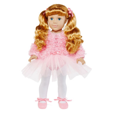 jcpenney.com | Dollie & Me Ballerina Dollie