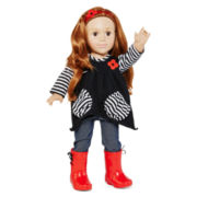 Dollie & Me Stripe Dollie