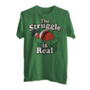 Fifth Sun™ Santa's Struggle Graphic Tee