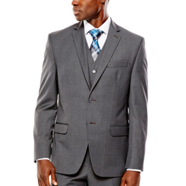 jcpenney.com | Collection by Michael Strahan Gray Weave Suit Jacket - Classic Fit